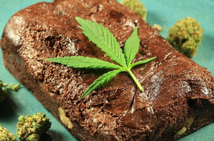 An Easy Weed Brownie Recipe For Your Weekend!